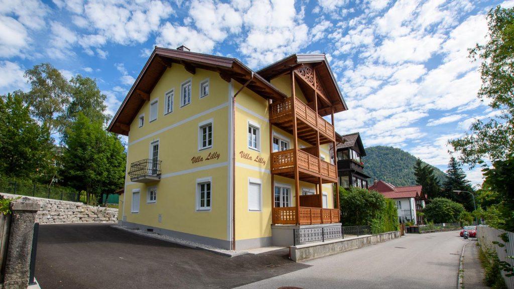 Herrschaftliche Villa aus der Kaiserzeit Bad Ischl