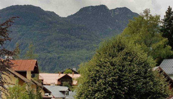 Weiterer Ausblick Villa Lilly Bad Ischl