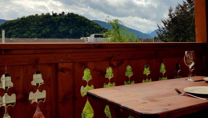 Weiterer Balkon Villa Lilly Bad Ischl