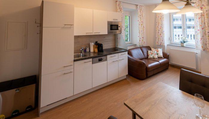 Überischt Appartement 1 Villa Lilly Bad Ischl