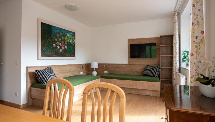Wohnzimmer 2 Appartement 2 Villa Lilly Bad Ischl