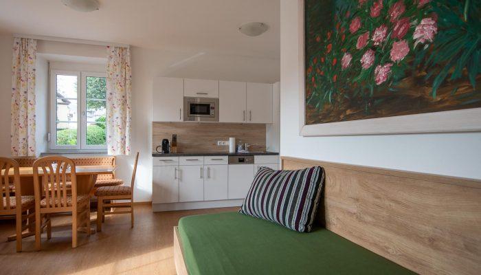 Übersicht Appartement 2 Villa Lilly Bad Ischl