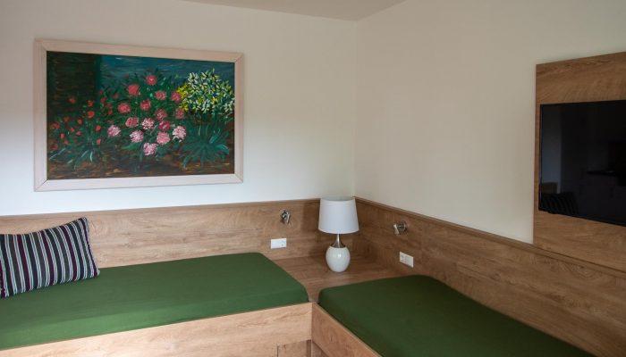 Wohnzimmer Appartement 2 Villa Lilly Bad Ischl