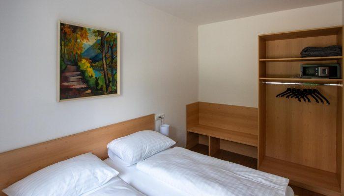 Schlafzimmer 2 Appartement 2 Villa Lilly Bad Ischl