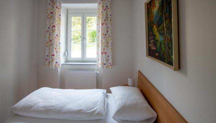Schlafzimmer Appartement 2 Villa Lilly Bad Ischl