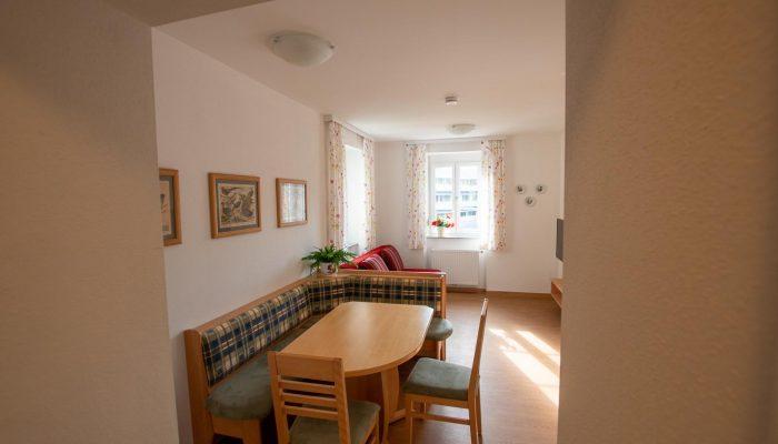Übersicht 2 Appartement 3 Villa Lilly Bad Ischl