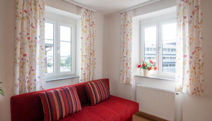 Wohnzimmer Appartement 3 Villa Lilly Bad Ischl
