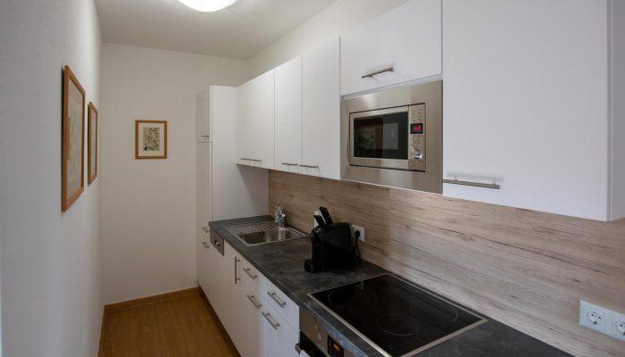 Küche Appartement 3 Villa Lilly Bad Ischl