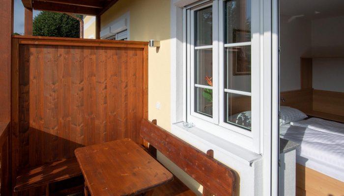 Balkon Appartement 3 Villa Lilly Bad Ischl