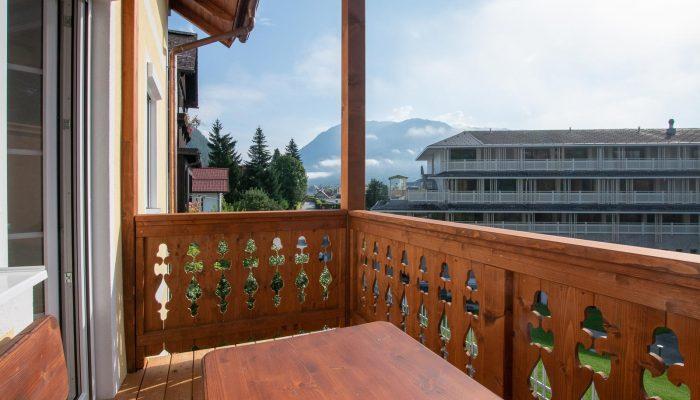 Balkon Appartement 2 Villa Lilly Bad Ischl