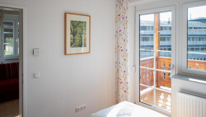 Schlafzimmer 2 Appartement 3 Villa Lilly Bad Ischl