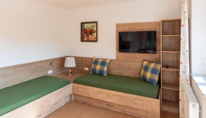 Wohnzimmer Appartement 4 Villa Lilly Bad Ischl