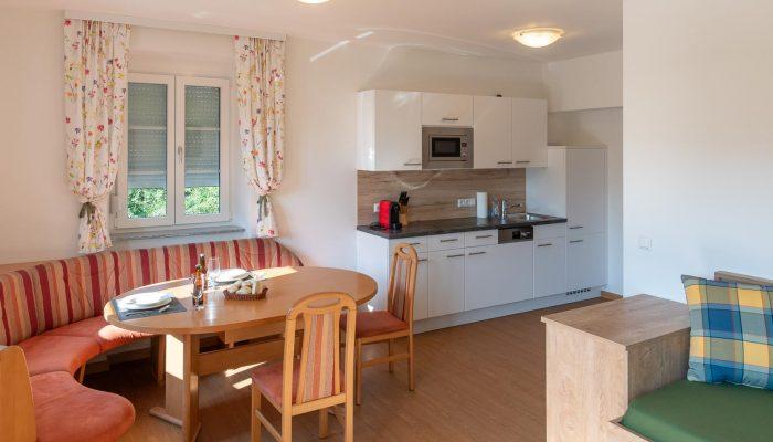 Übersicht Appartement 4 Villa Lilly Bad Ischl
