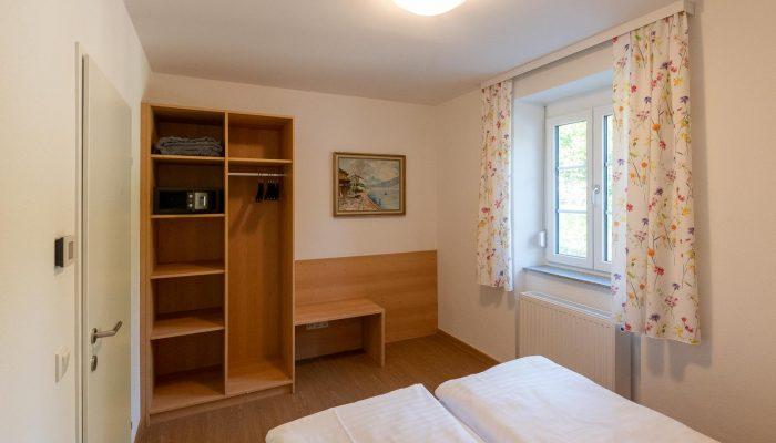 Schlafzimmer Appartement 4 Villa Lilly Bad Ischl