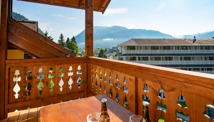 Balkon Appartement 5 Villa Lilly Bad Ischl
