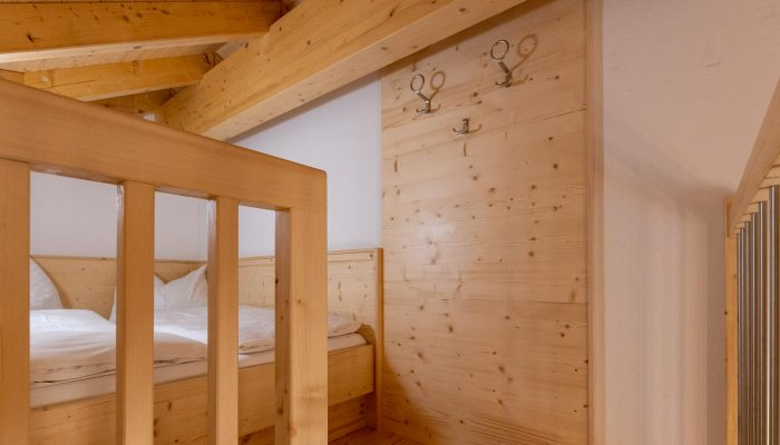 Schlafzimmer Appartement 5 Villa Lilly Bad Ischl
