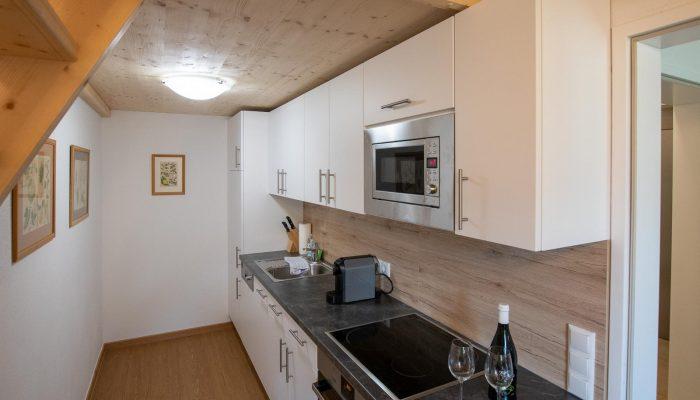 Küche 2 Appartement 5 Villa Lilly Bad Ischl