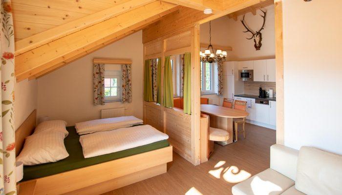 Übersicht Appartement 6 Villa Lilly Bad Ischl