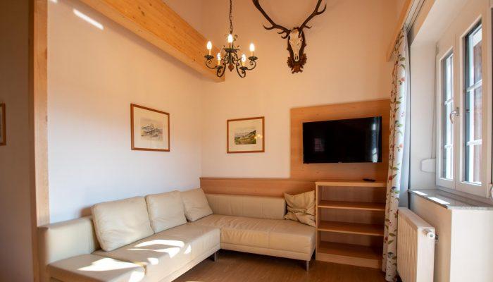 Wohnzimmer Appartement 6 Villa Lilly Bad Ischl