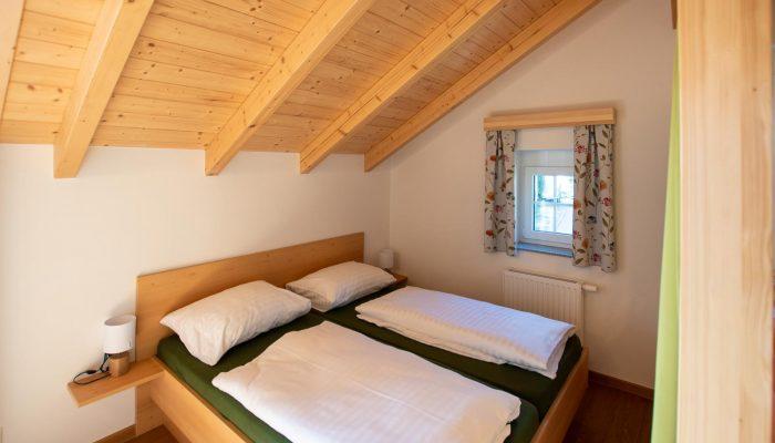 Schlafzimmer Appartement 6 Villa Lilly Bad Ischl