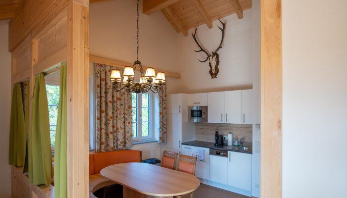 Küche 3 Appartement 6 Villa Lilly Bad Ischl