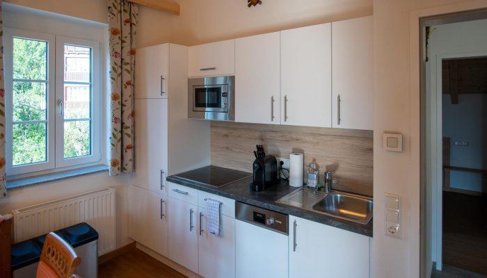 Küche 2 Appartement 6 Villa Lilly Bad Ischl