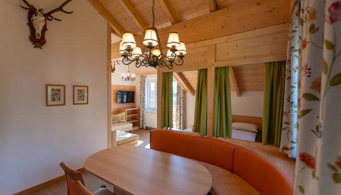 Küche Appartement 6 Villa Lilly Bad Ischl