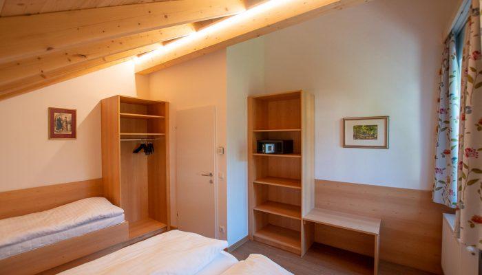 Schlafzimmer 2 Appartement 6 Villa Lilly Bad Ischl