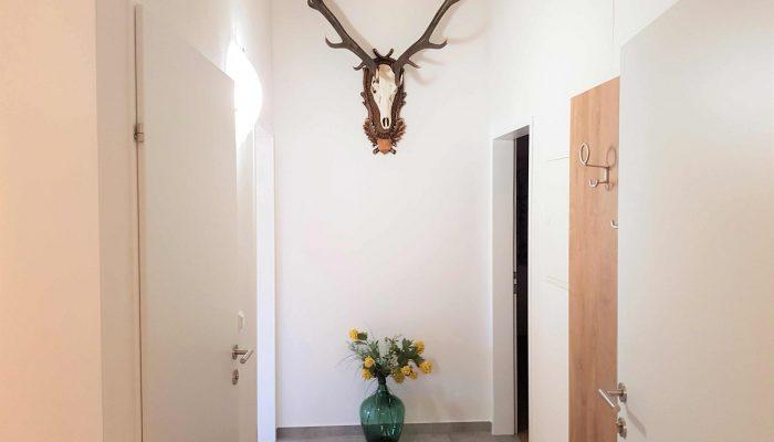Eingang Appartement 6 Villa Lilly Bad Ischl